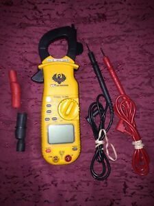 Clamp Meter Uei Dl 369 Phoenix 2