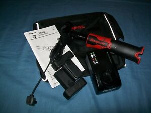 New Snap on Lithium Ion Ctr761c 14 4v 3 8 Drive Cordless Impact Ratchet