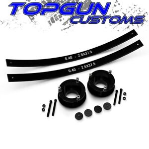For 94 02 Dodge Ram 2500 Add a leaf Leveling Lift Kit 2 Front 2 Rear 4wd 4x4