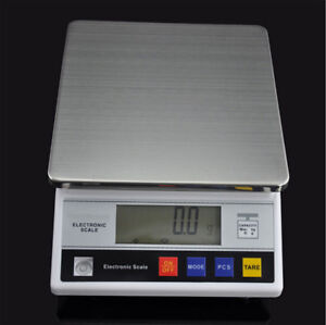 Industrial Counting Scales Food Scale Medicine Scales Counting Parts Scale 110v