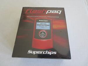 Superchips 1841 Flashpaq Tuner For Ford California Edition 6 4l Diesel gas Engin