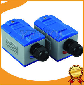 Portable Transducer Small Ultrasonic Flow Meter Sensor Dn15 To 100mm Ts 2