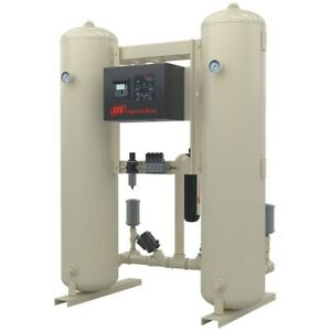 Ingersoll Rand 120 Cfm Desiccant Compressed Air Dryer Model Hla1201h00aa