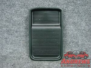 1996 2002 Ford Expedition Center Console Storage Tray Rubber Liner Mat Oem Black