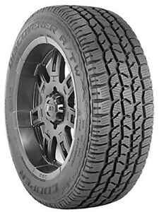 2 New Cooper Discoverer Atw All Terrain Tires P 265 70r17 265 70 17 2657017