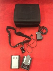 Sheervision Dental Light Led Headlight Systems 20w740 W charger Case Unit 1