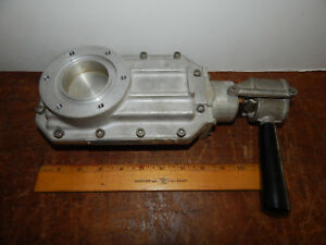 Consolidated Electrodynamics Vst 22 2 High Vacuum Gate Valve