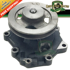 Fapn8a513ll New Water Pump W pulley For Ford Tractors 8700 9700 Tw10 Tw20