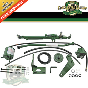 Jdpskit01 New John Deere Tractor Jd Power Steering Kit 820 830 920 930 1020