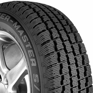 4 New Cooper Weather Master St2 Winter Snow Tires 225 50r17 225 50 17 2255017