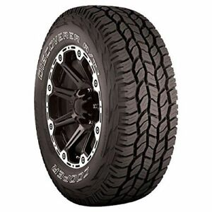 4 New Cooper Discoverer At3 All Terrain Tires P 265 65r17 265 65 17 2656517