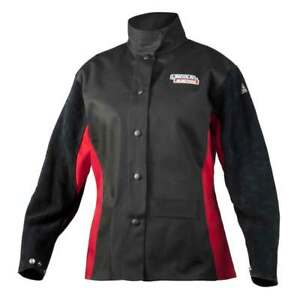 Lincoln Electric K3114 Jessi Combs Women s Shadow Welding Jacket Small