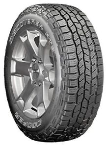 4 New Cooper Discoverer A t3 4s All Terrain Tire 265 70r16 265 70 16 112t