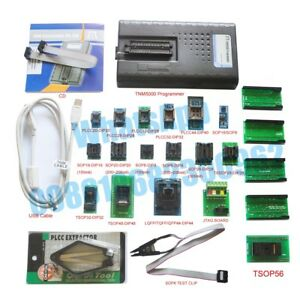 Tnm5000 Usb Isp Eprom Programmer Recorder support Laptop notebook Io nand Flash