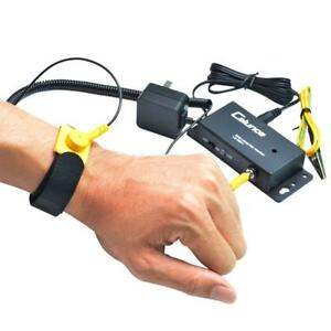 Calunce Anti Static Wrist Strap Online Monitor Workstation Monitor With Singel