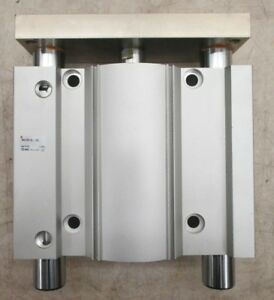 Smc Guided Dual Pnuematic Cylinder Mgpm100 125