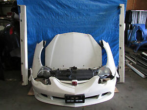 Jdm 02 04 Honda Dc5 Type R Front End Nose Cut Conversion Acura Rsx