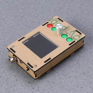2 4 Tft Digital Pocket Portable Mini Handheld Oscilloscope With Probe And Case