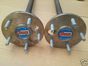 New 9 Inch Ford Currie Axles 31 Spline Drag Race Hot Street Rod Mustang Camaro