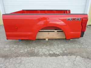 2017 2018 Ford Super Duty F 250 F 350 8 Truck Bed