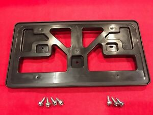 2017 18 Genuine Honda Civic 5dr Hatchback Front License Plate Holder Bracket Oem
