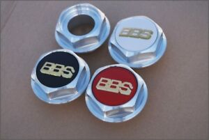 Bbs Rs Hex Nuts Rc Center Caps 15 16 17 18 19 Inch Large Thread 2 76in Vw Bmw