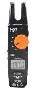 New Klein Tools Cl360 Open Jaw Fork Meter 200a Ac