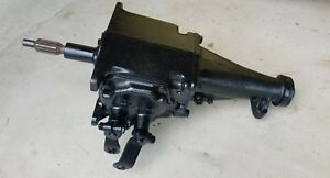 1961 Saginaw Gm 3 Speed Transmission 3743368 Chevrolet Passenger Truck Rod