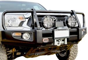 Arb Deluxe Bar For 2005 11 Toyota Tacoma Air Bag Approved 3423130