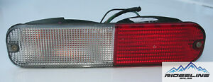 Land Rover Freelander Oem Left Tail Light Bumper Rear Lamp 2002 2003 Xfb000290