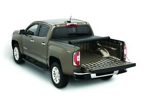 Tonno Pro Lo Roll Vinyl Rollup Truck Bed Cover 5 Ft For 05 20 Nissan Frontier