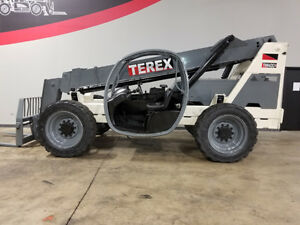 2005 Terex Th842c 8000lb Rough Terrain Telehandler Diesel Telescopic Forklift