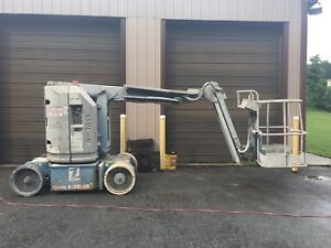 Genie Z30 20n 30 Electric Articulating Boom Man Lift W Jib