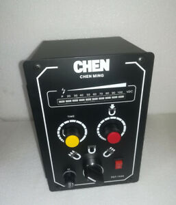 New Electro Magnetic Chuck Controller 110v 5a 170416