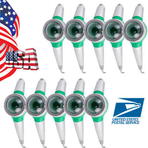 10x Usa Oral Care Polishing Air Polisher Dental 2 Hole Handpiece Hygiene Prophy