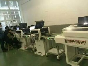 Automatic Smt Line Neoden4 With Vision reflow Oven solder Printer conveyor J