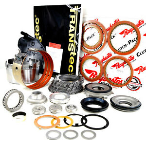 4l60e Master Rebuild Kit Raybestos Clutches Alto Red Band Wide Drum Band 97