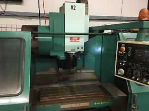 Matsuura Mc760 Cnc Machining Center Milling Machine With Yasnac Control