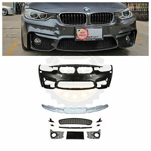 2012 18 F80 M3 Style Front Bumper For Bmw F30 F31 3 Series Sedan