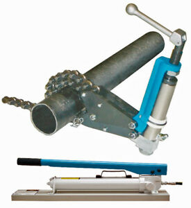 Wheeler rex 2990 6 Remotely Operated Hydraulic Pipe Cutter 2 6 Capacity