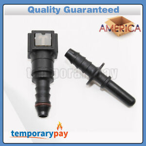Oem New Nylon Fuel Line Quick Connect Release Disconnect Hose 6 30mm Sae1 4 6mm