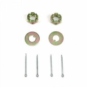 1928 1948 Ford Spindle Nut And Washer Kit 1 Pair Vpahwws3 Vintage Parts Usa
