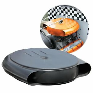 Deluxe Retro Style Cadillac Oldsmobile Steel Air Cleaner W Filter Hardware
