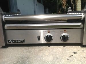 Hot Dog Roller Adcraft Commercial Great Price Quality Quality