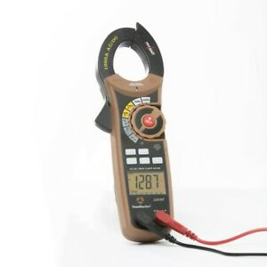 Southwire 23070t 1000 Amp Ac dc True Rms Clamp Meter