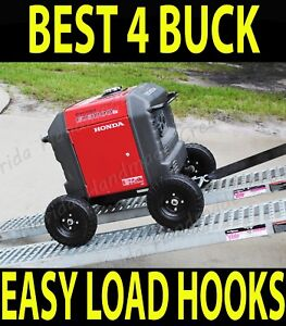 4 wheel Axle Cart Kit For Honda Generator Eu3000is All Terrain Pneumatic Tire