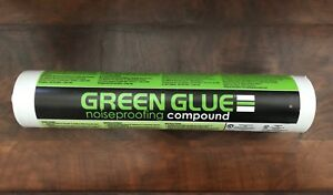 6 Green Glue Soundproofing Damping Compound Case Of 6 Tubes