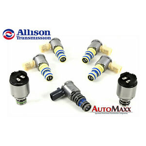 1999 2005 Shift Solenoid Kit 1000 2000 Allison Transmission 5 Speed Gm duramax