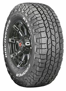 4 New Cooper Discoverer A t3 Xlt All Terrain Tire 32x11 50r15 32 11 50 15 6pr