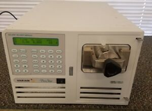 Varian Prostar 210 Solvent Delivery Module Laboratory Equipment Analytical